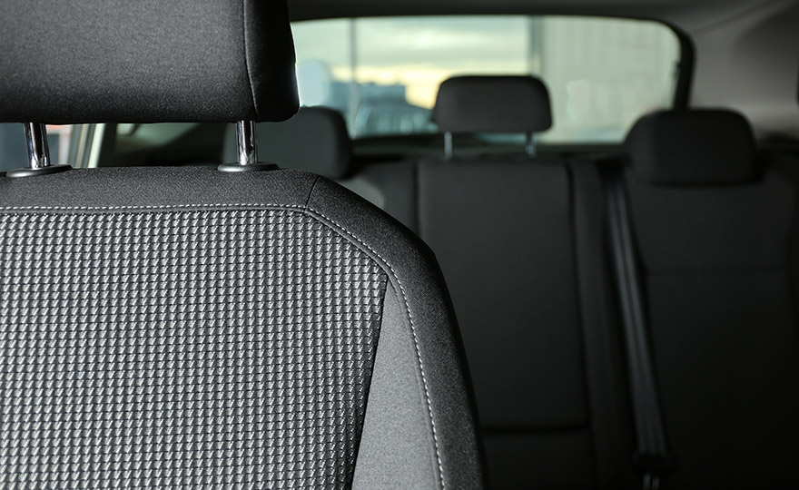 Thermoplastics in seating systems